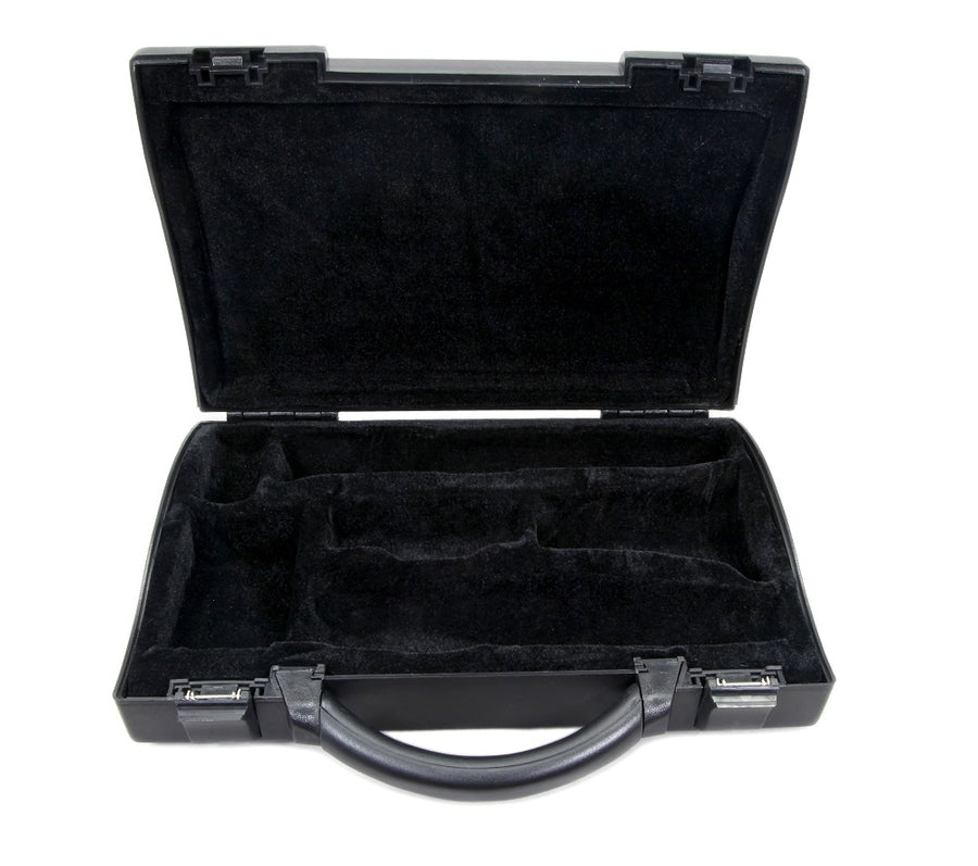 Sky Lightweight CLHC003 ABS Sturdy Clarinet Case Black/Black