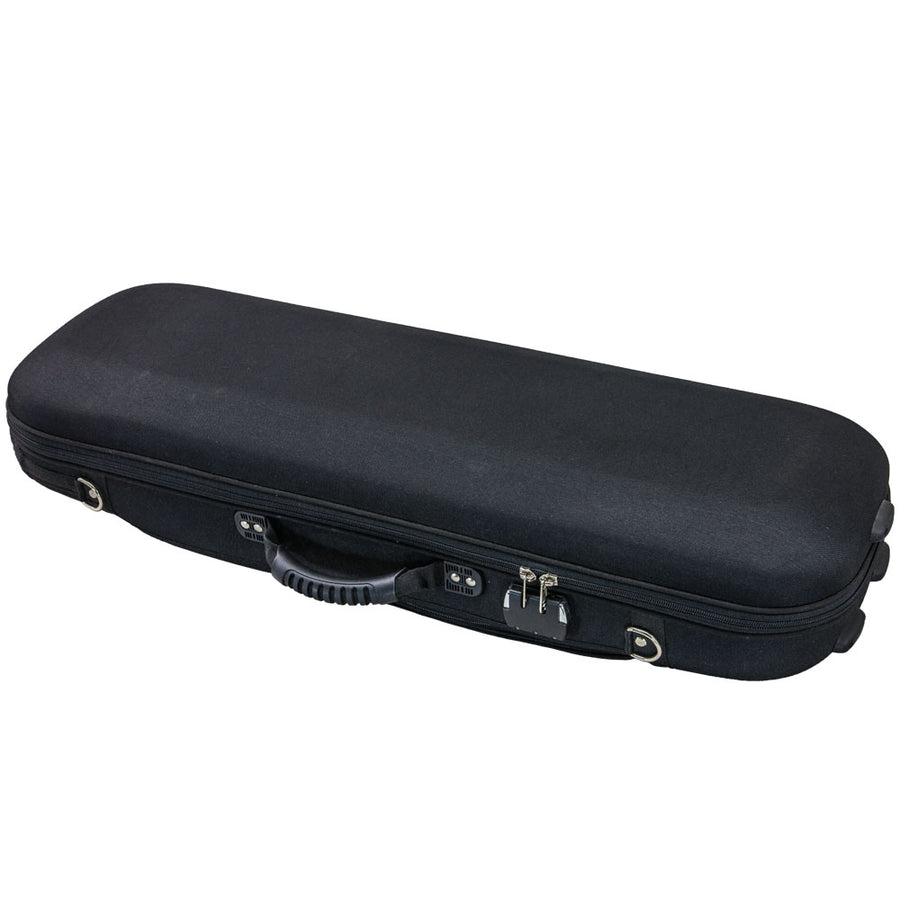 SKY Euro Design Oblong Violin Case Classic Black