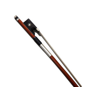 Paititi Full Size Viola Bow Pernambuco Wood with Double Pearl Eye