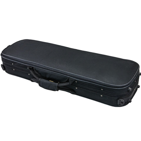 SKY QF14 Oblong Shape Lightweight Violin Case with Hygrometer