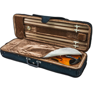 SKY QF19 Oblong Shape Lightweight Violin Case with Hygrometer