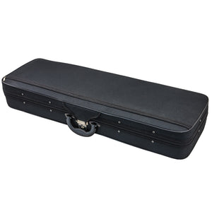 SKY QF25 Oblong Shape Lightweight Violin Case with Hygrometer