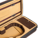 SKY QF27 Oblong Shape Lightweight Violin Case with Hygrometer