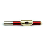 Sky(Paititi) Band Approved Red Lacquer Plated Gold Key Piccolo Key of C Starter Kit