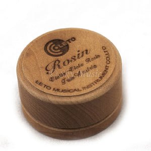 Leto 9011 Rosin for Violin Viola Cello, Light and Low Dust