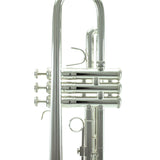 Sky Band Approved Silver Plated Brass Bb Trumpet Guarantee Top Quality Sound