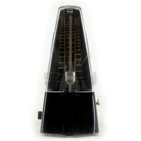High Quality New Style SOLO350 Mechanical Metronome Black Color