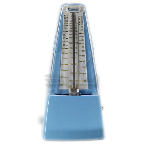 New Style SOLO SOLO350 Mechanical Metronome Blue Color