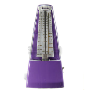 High Quality New Style SOLO350 Mechanical Metronome Purple Color