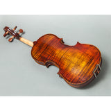 Professional Hand Made Violins 4/4 Full Size Beautiful Flamed Back Antique Style Jujube Parts