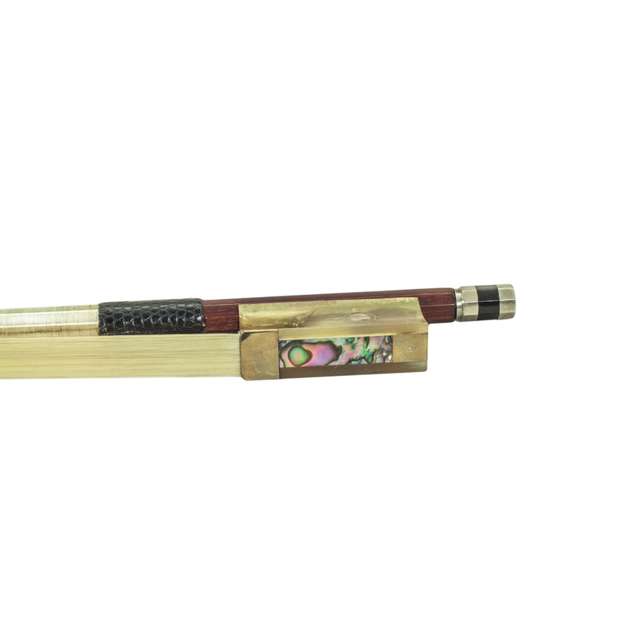 SKY 4/4 Full Size Violin Bow Brazil Wood Octagonal Stick Ox Horn Frog