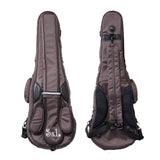 Paititi S&L Triangular Full Size Violin Soft Bag Lightweight Backpack Style