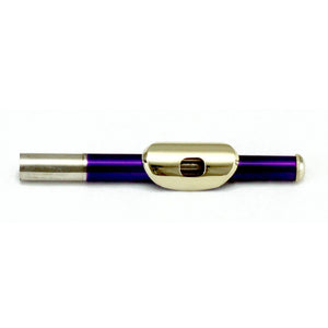 Sky(Paititi) Band Approved Purple Lacquer Plated Piccolo Key of C Starter Kit