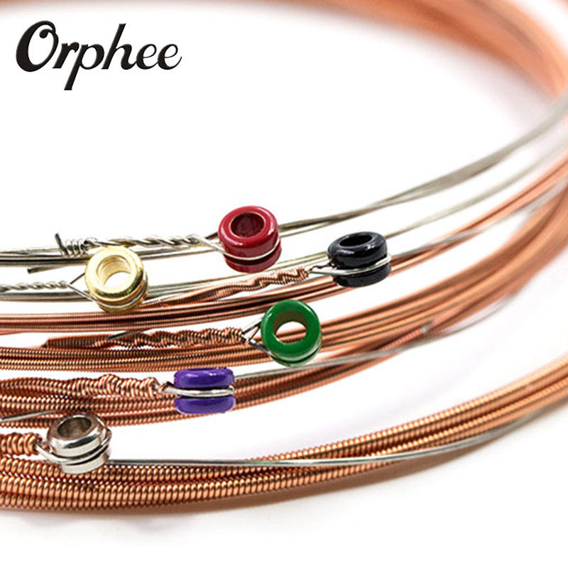 Orphee 75/25 Phosphor Bronze Acoustic Guitar String