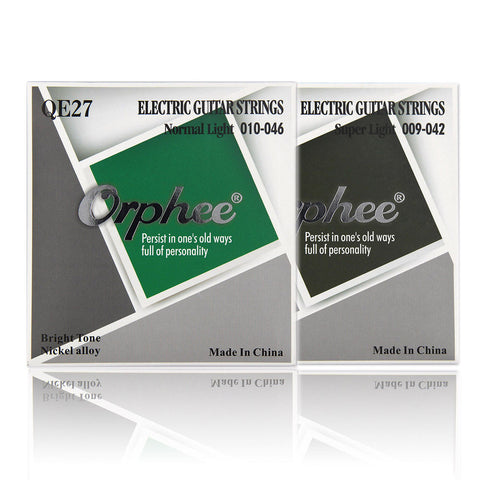 Orphee Hexagonal Steel Core Electric Guitar String