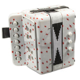SKY Accordion Star Pattern 7 Button 2 Bass Kid Music Instrument