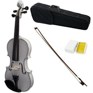 SKY Full Size VN202 Solidwood Color Violin Beautiful Purfling