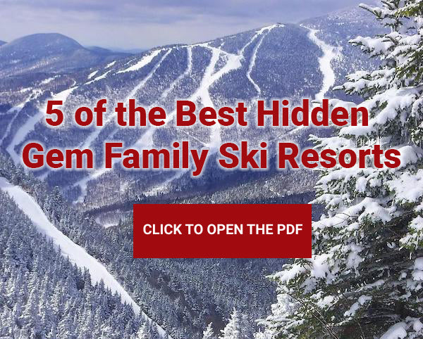 5 of the best hidden gem family ski resorts