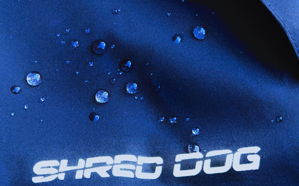 Waterproof SHRED DOG Fabric