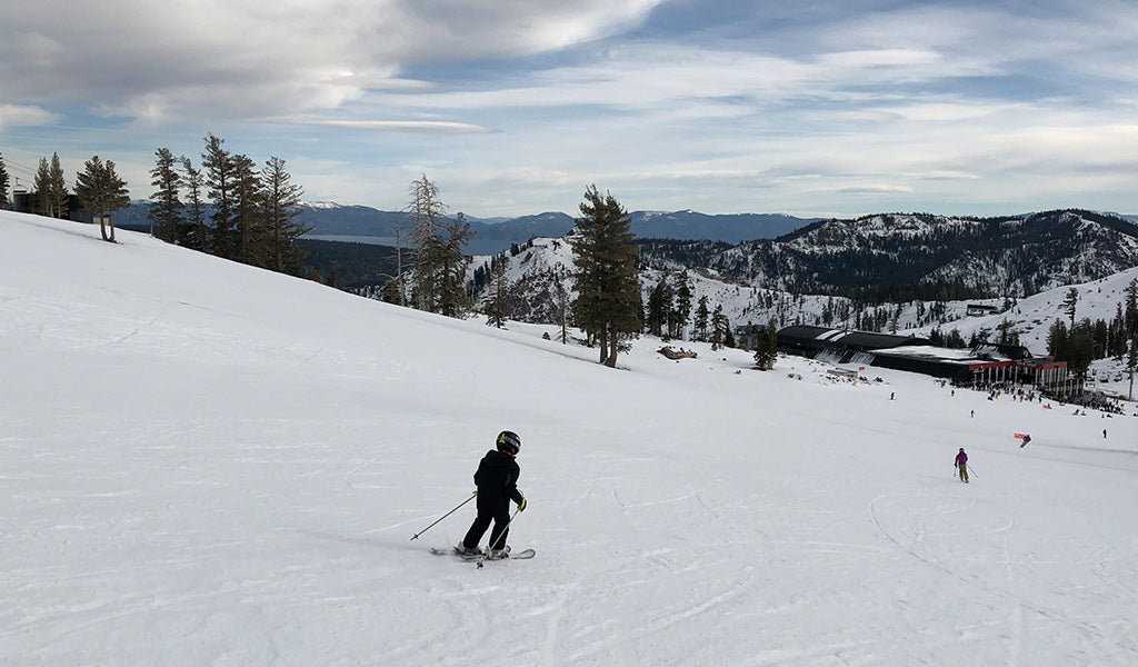 gold coast run and lodge at squaw valley