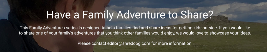 family adventures trip reports footer