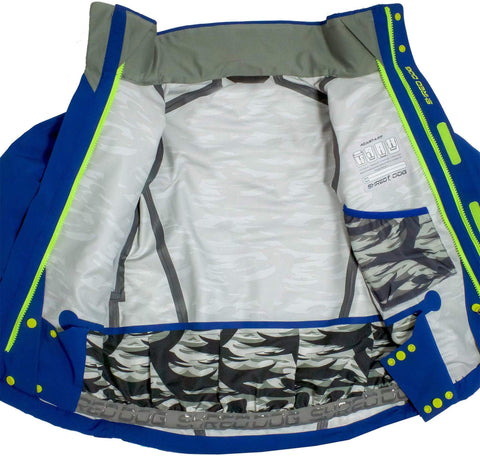Boys Duke Hardshell
