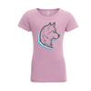 Girls Logo Blurr T-Shirt