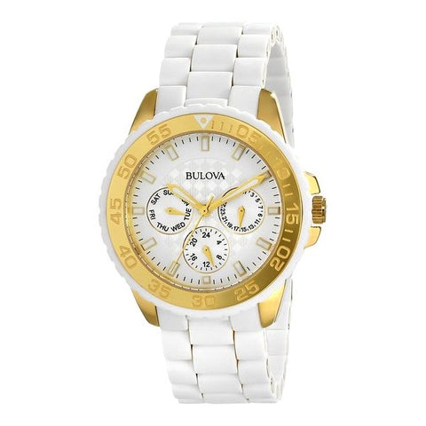 Ladies' Watch Bulova 98N102 (40 mm)