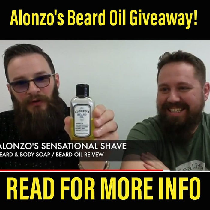 Soap and Beard Oil Review