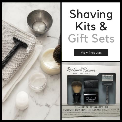 Shaving Kits and Gift Sets