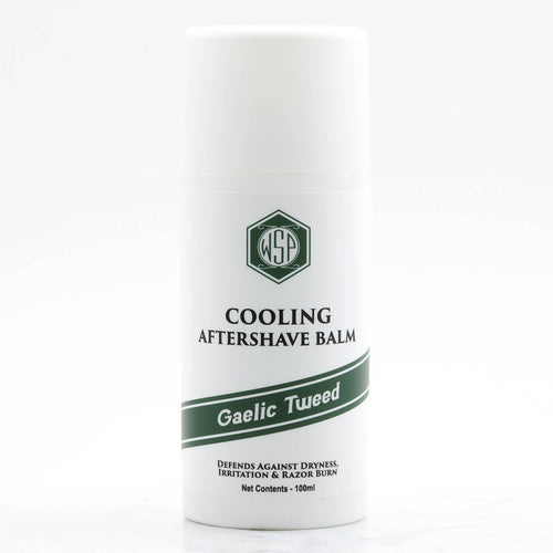 Wet Shaving Products - Aftershave Balm - Gaelic Tweed