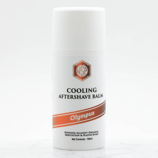 Wet Shaving Products - Aftershave Balm - Olympus - Alonzo's Oil