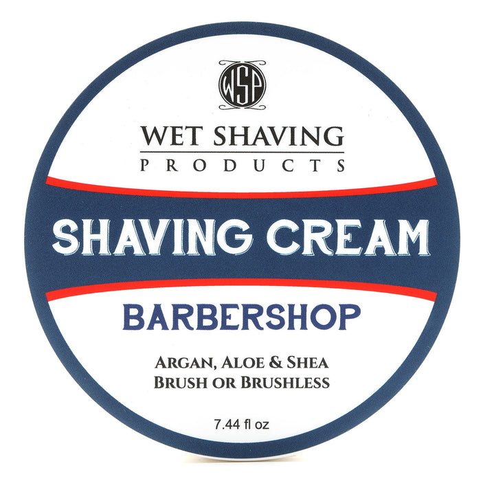 Wet Shaving Products - Shave Cream - Barbershop - Alonzo's Oil