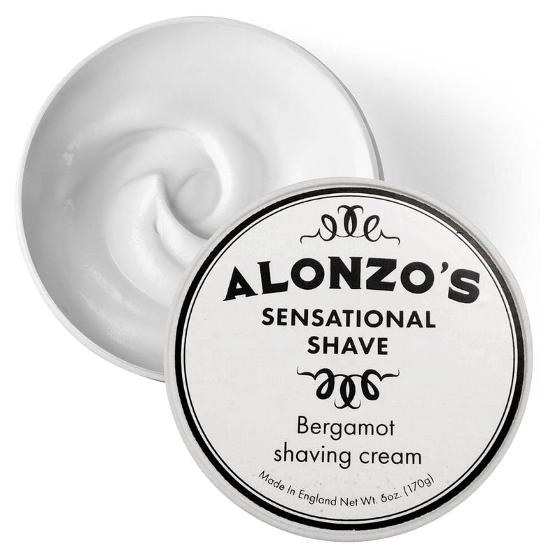 Alonzo's Sensational Shave Cream