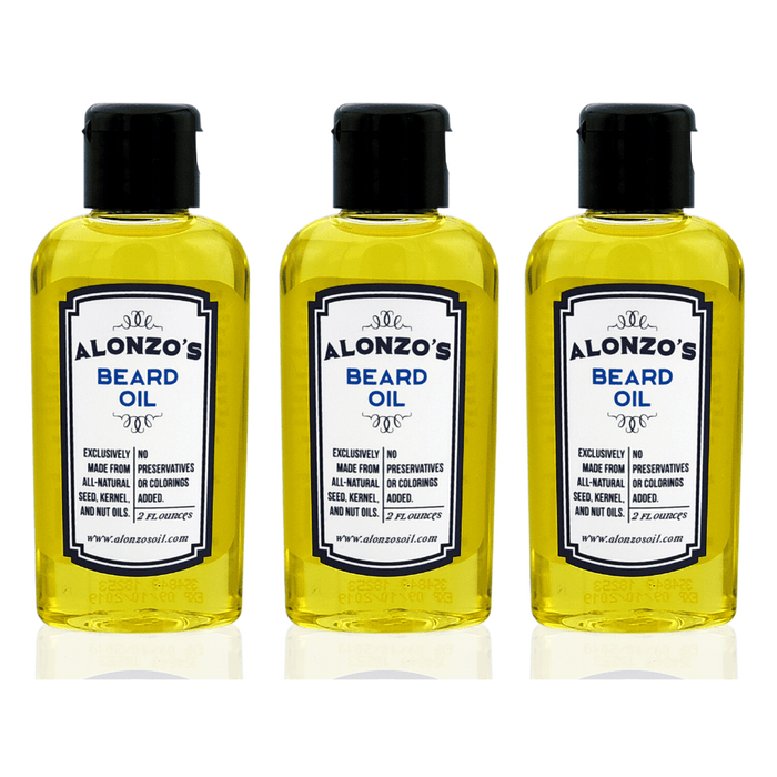 Alonzo's Beard Oil - Alonzo's Oil