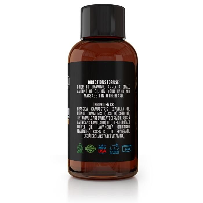 Razor MD - Essential Sandalwood Pre-Shave Oil 2oz