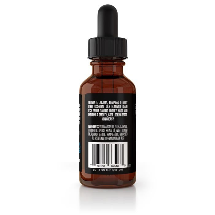 Razor MD - Beard Oil 1oz Sandalwood Musk