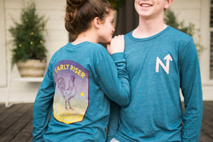 "Northway Farms ""Early Riser"" Long Sleeve"