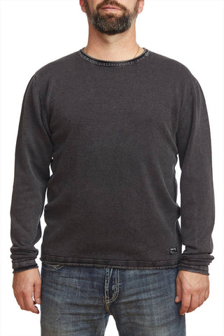 100% Cotton long sleeve sweater