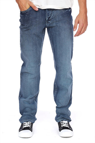 ALBERTO Stretch denim regular fit jean