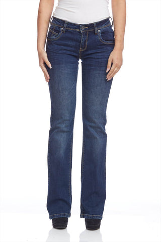 SALLY Slim fit bootcut jean