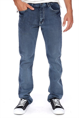 VINCENT Stretch straight leg jean
