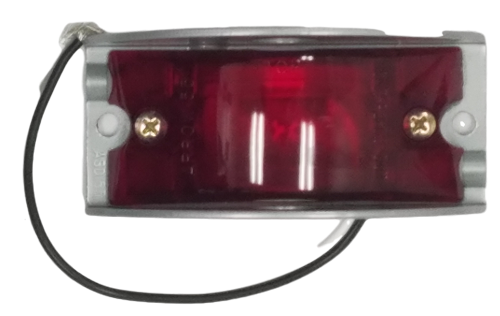 Steel Armored LED Marker Light