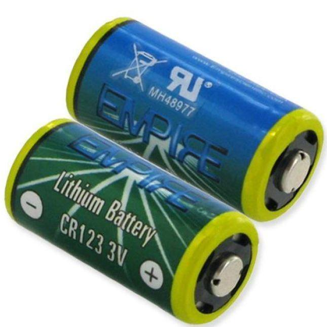 EMPIRE SCIENTIFIC Alkaline Lithium Battery - 3V