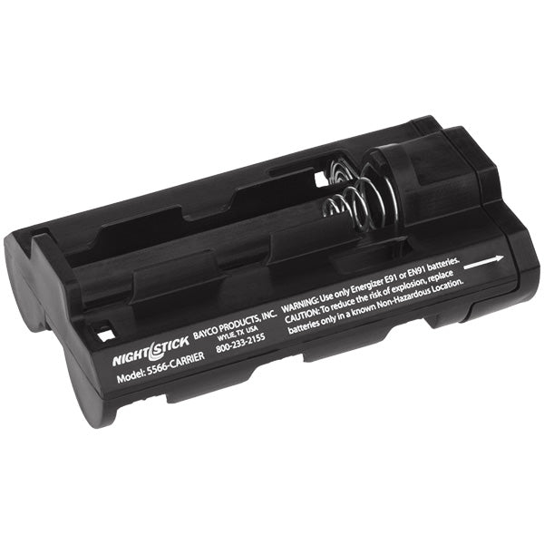 NIGHTSTICK 5566-CARRIER AA Battery Carrier for INTRANT™ Angle Lights