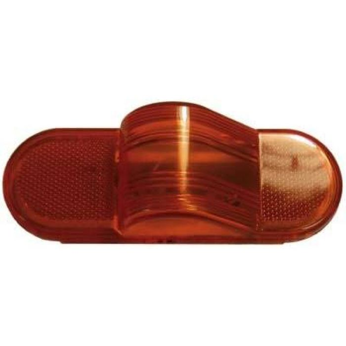 6-1/2 Oval Side Turn Signal/marker: Light Only - Clearance