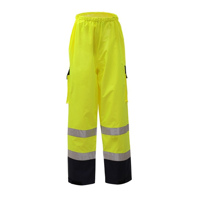 GSS Class E Premium Waterproof Pants With Black Bottom