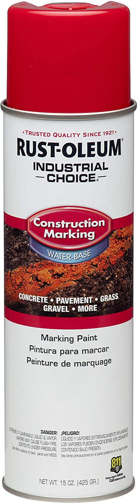 M1400 SYSTEM WATER-BASED SAFETY Construction Marking Paint (12PK)