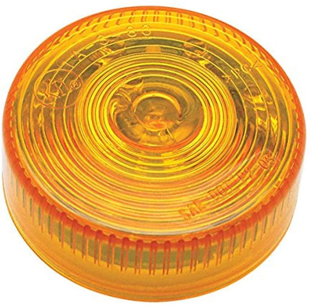 "2 1/2"" Amber LED , 13 Diodes"