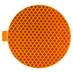 "3"" Round Reflector Sticker"